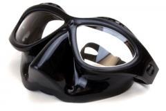 Aquaviz Diving black