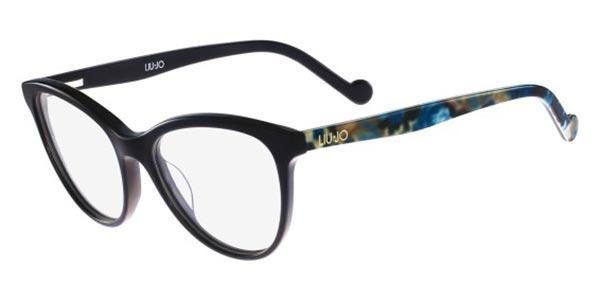 Liu-Jo-LJ2642-001-51-16-135-42-130-flex-F-czarny-Z-niebieski-marmurkowy-z-czarnym-podbiciem